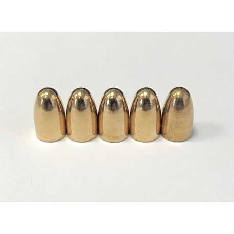 9mm 115gr FMJ Hollow Base NEW - 1000ct