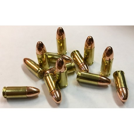 9mm Luger 147gr TMJ Subsonic FREE SHIPPING - 1000 rds