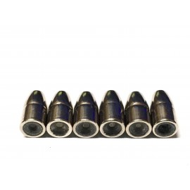 9mm 105gr Nickel Guard Dog - 500ct
