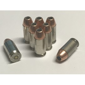 American Munitions 45 Nickel 230gr JHP  Free Shipping- 1000 rds