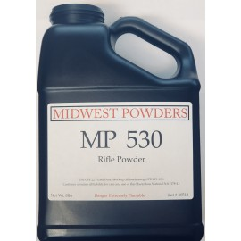 MP 530 Smokeless Rifle Powder - 16 lbs