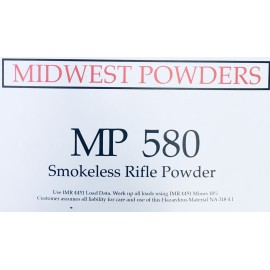 MP 580 Smokeless Rifle Powder - 16 lbs