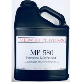 MP 580 Smokeless Rifle Powder - 8 lbs