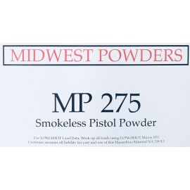 MP 275 Smokeless Pistol Powder - 5 lbs