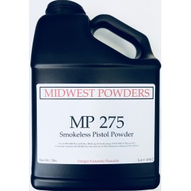 MP 275 Smokeless Pistol Powder - 20 lbs
