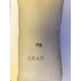 5 Lead Shot - 50lbs