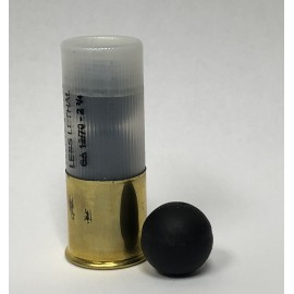 12ga Double Rubber Ball FREE SHIPPING - 250 rds