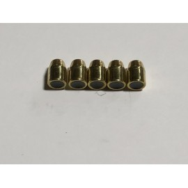 40 165gr FN FMJ Concave Bottom - 500ct