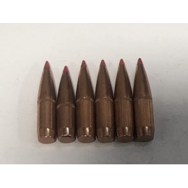 7mm 130 / 150gr Hornady Red Tip - 650ct
