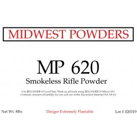 MP 620 Smokeless Pistol Powder - 32 lbs