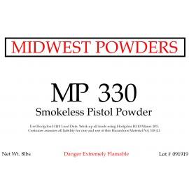 MP 330 Smokeless Pistol Powder - 32 lbs