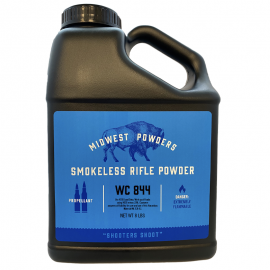 WC-844 Military Smokeless Rifle Powder - 16 lbsbs