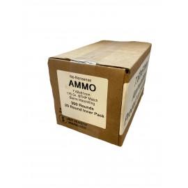 .308 175gr SMK HPBT Free Shipping - 300 rds