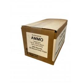 .308 150gr SMK HPBT Free Shipping - 300 rds