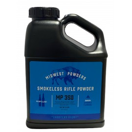 MP 350 Military Smokeless Rifle Powder - 32 lbs