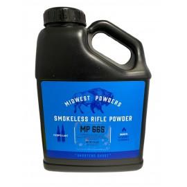 MP 665 Smokeless Rifle Powder - 8 lbs