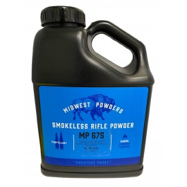 MP 675 Smokeless Rifle Powder - 16 lbs