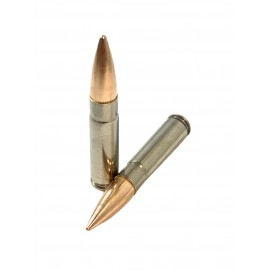 AM 300 AAC Blackout 147gr FMJ Nickel Free Shipping - 500 rds