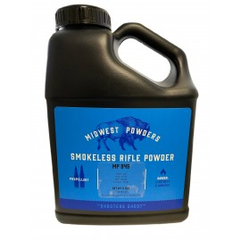 MP 475 Smokeless Rifle Powder - 16 lbs