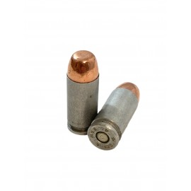 AM 40 S&W 180gr TMJ ALUMINUM Free Shipping - 500 rds