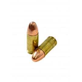AM 9mm 145gr TMJ Free Shipping - 1000 rds